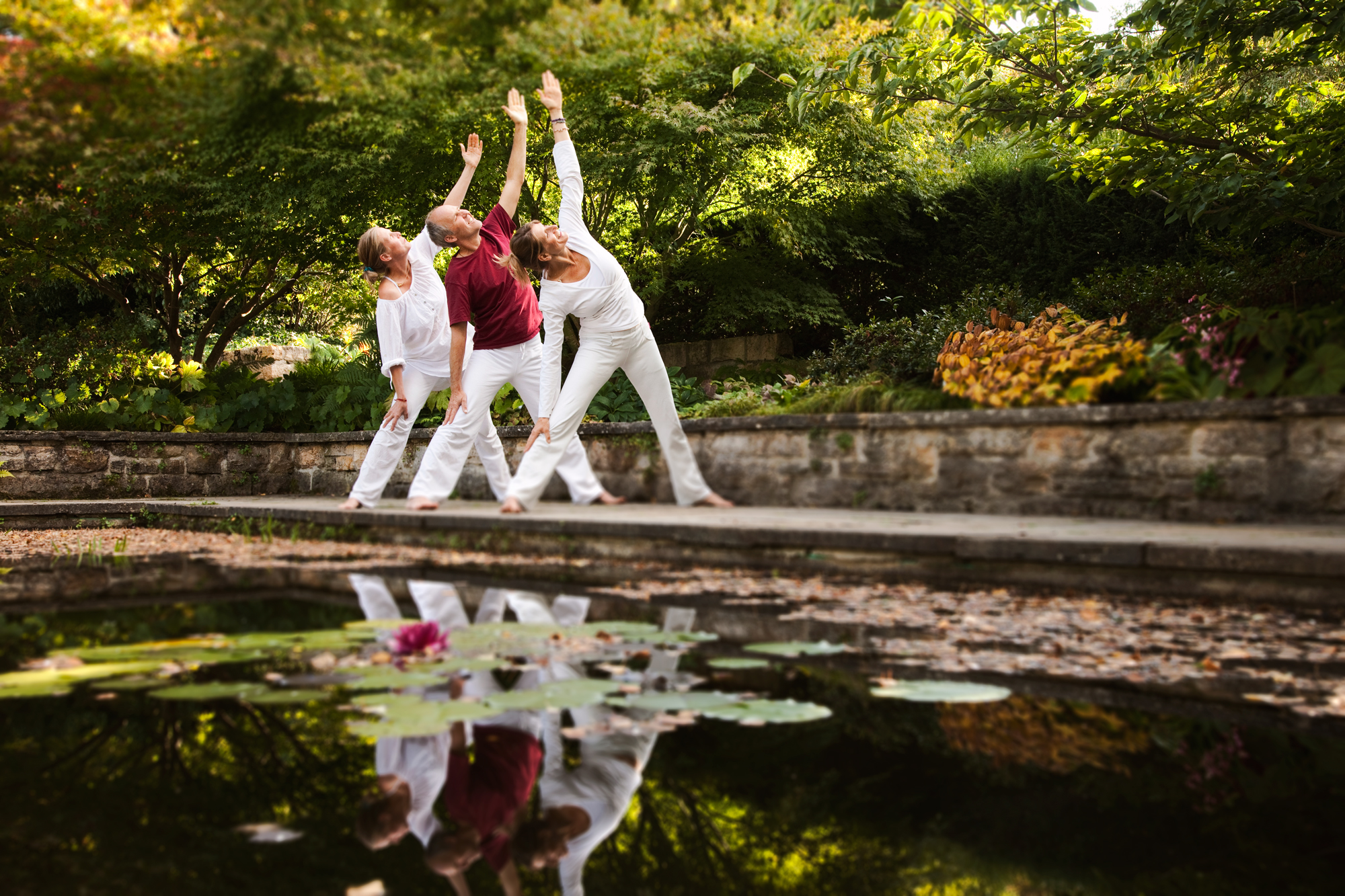 Yoga-Schule Carolin Flinker: Kursübersicht