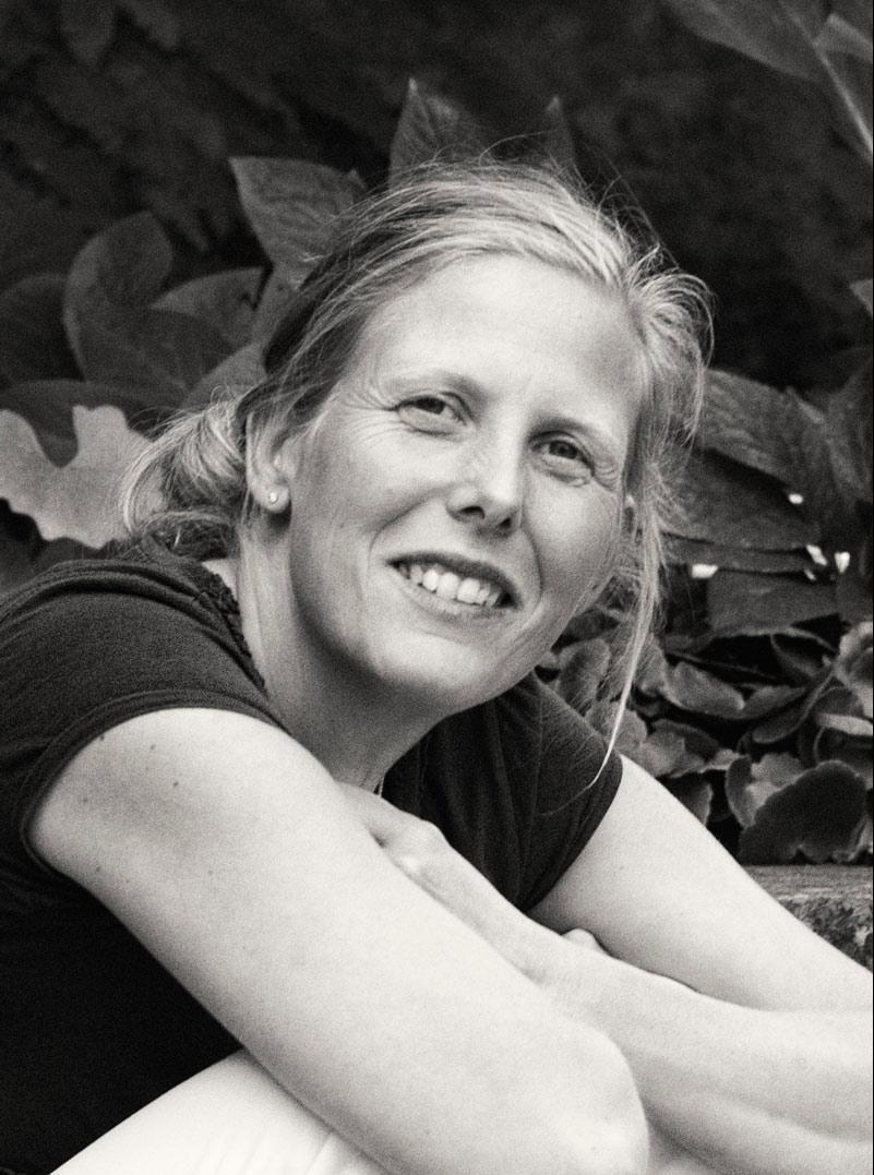 Yoga-Lehrerin: Andrea Lösch