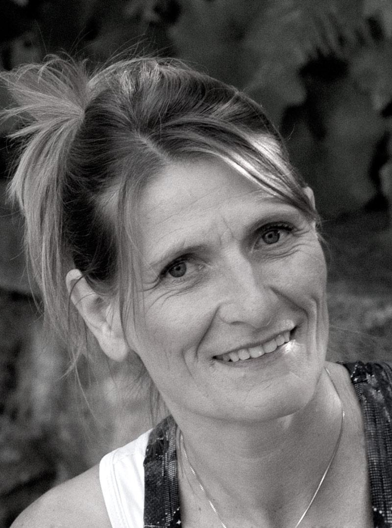 Yoga-Lehrerin: Carolin Flinker