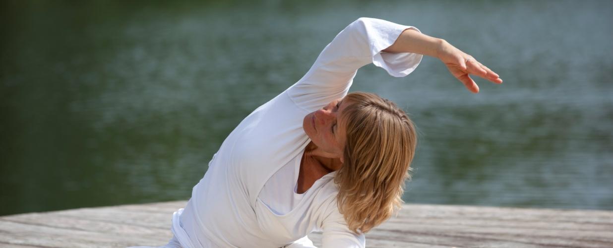 Yogaschule Carolin Flinker Sommerprogramm Sommer